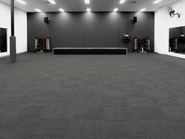 Flooring meets aesthetic and performance goals at Craigieburn gym