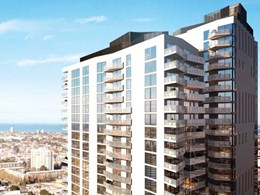 Melbourne luxury apartment developers save substantially with Geberit