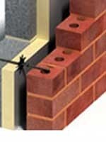 How Foamular XPS helps meet thermal requirements in masonry or brick builds