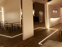 Bespoke lighting design with LED strip lights