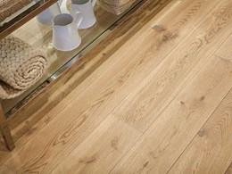 5 reasons to choose wide plank timber flooring