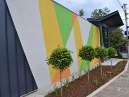 Disability compliant, vandal resistant Britex fitout for Niddrie Village Public Toilet Block