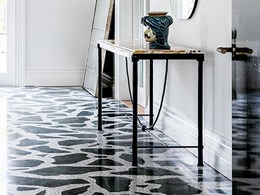 Palladiana terrazzo floor impresses at Brighton home