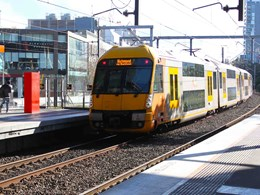 Suburban Sydney struggles for public transport