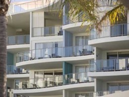 Rondo systems specified for Hervey Bay luxury resort plastering project