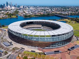 Multiplex wins 2018 National Builder award for Optus Stadium