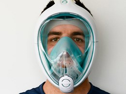 3D-printed valves convert snorkel gear into ventilator masks for coronavirus patients