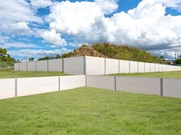 Redbank Plains development saves money with Modular Walls TerraFirmX retaining walls