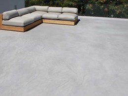 X-Bond Seamless Stone transforms luxury residence off Sunset Boulevard, Hollywood