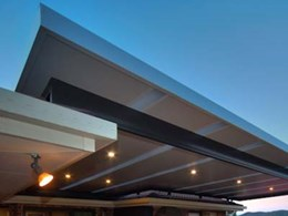 Skylight strip available for Corrolink 'S' and Spacemaker roof panels