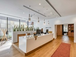 European oak floor helps transform heritage landmark into a stunning office