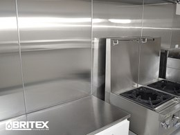 Britex fits out commercial kitchen at St Andrews Uniting Church, Box Hill