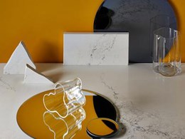 Caesarstone and Wattyl collaboration enabling inspirational home interiors