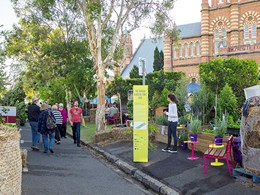Brisbane's Green the Street to build 'street of the future' for Ekka