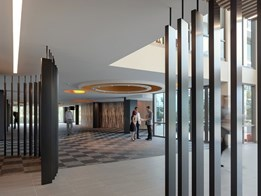 DWP transforms office fit-out with simple features