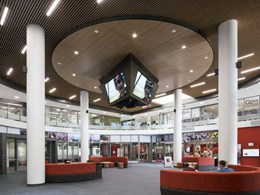 Mode Design & Badge Group's award winning 6 Green Star USQ Building