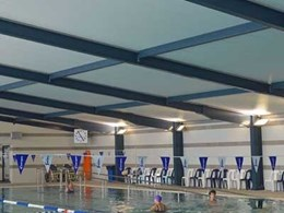 Bracken Ridge Aquatic Centre gets an ARCPANEL roof