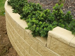 Ensuring drainage in retaining walls