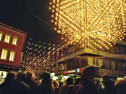 Jakob tensile cables light up Christmas spirit in Baden village