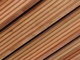 How to transform your interior walls with Western Red Cedar timber cladding