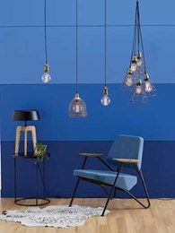 Brilliant Lighting forecasts retro revival in interiors and lighting for 2016
