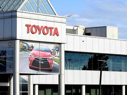 Sayfa Group sets up safe, compliant roof access for Altona Toyota plant