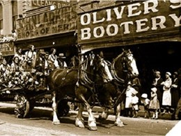 How Oliver Footwear owes its origins to gold mining