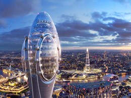 Foster + Partners' 'Tulip' rejected in London