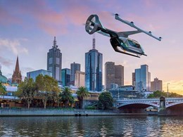 Uber in the air: flying taxi trials may lead to passenger service by 2023