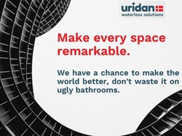 Creating remarkable bathrooms with Uridan
