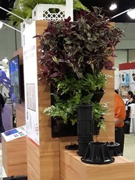 Elmich display impresses at US GreenBuild 2016