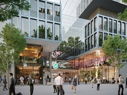 Victoria Cross Metro, Lendlease 42-Storey tower approved
