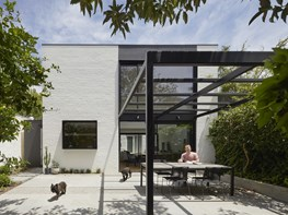 Void House: Transforming a small family home