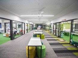 Vogl plasterboard delivers acoustic and aesthetic outcomes at Wentworth Point school