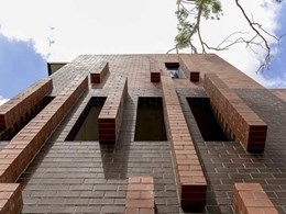 PGH bricks provide visual continuity to building addition at UQ Women's College