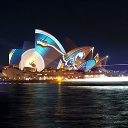 Expressions of interest for Vivid Ideas Sydney 2014