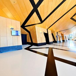 Sika delivers specialty surfaces for Perth's newest sport and entertainment complex