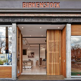 Small Commercial 2013 winner: Headquarters for Birkenstock Australia by Melbourne Design Studios