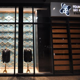 Studio Equator - Fountain Gate Dry Cleaners