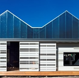 Single Dwelling (Alterations & Extensions) 2012 winner: MAKE architecture for House Reducation