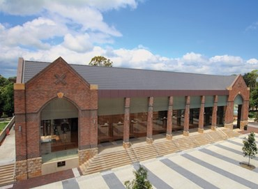 New Roof For Knox Grammar School Great Hall And Aquatic