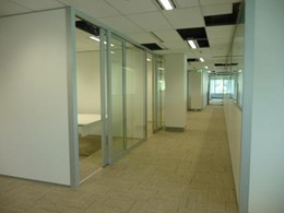 Demountable walls made easy with Panelwall