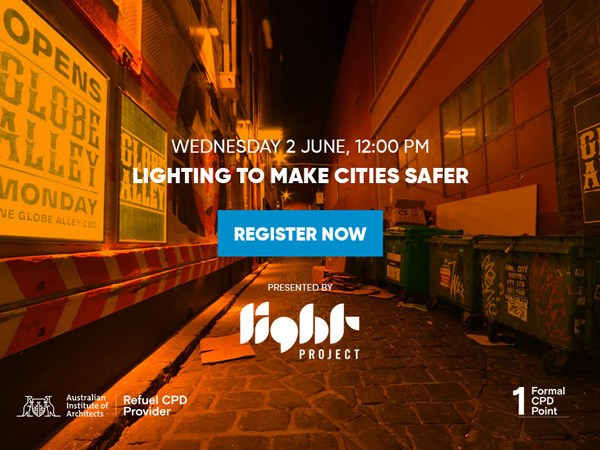 Lighting to make Cities Safer
