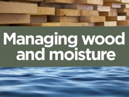 Reducing moisture issues through correct timber storage practices