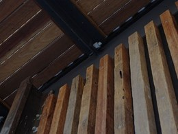 Guide for assessing moisture-affected timber-framed construction