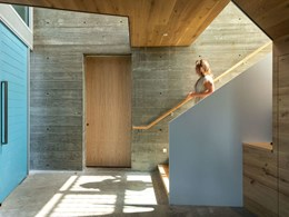 Havwoods timber flooring sets beachside home up for coastal living