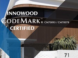 CodeMark certified Innowood achieves voluntary third party certification