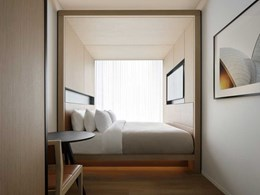 Style Timber floors showcased in Bates Smart-designed Sydney CBD hotel