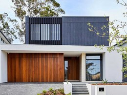 Thomas Archer achieves distinct design aesthetic with Hebel