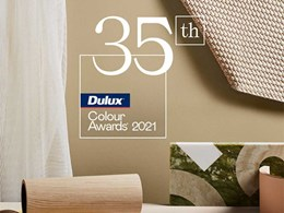 Celebrate colour design in built spaces at Dulux Colour Awards